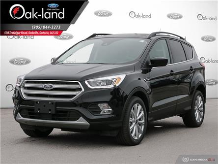 2019 Ford Escape SEL (Stk: 9T366) in Oakville - Image 1 of 25