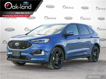 2019 Ford Edge ST (Stk: A3102A) in Oakville - Image 1 of 25