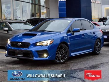 2019 Subaru WRX Sport-tech (Stk: 16070A) in Toronto - Image 1 of 29