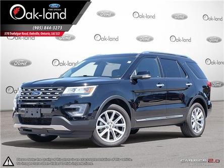 2017 Ford Explorer Limited (Stk: P5771) in Oakville - Image 1 of 29