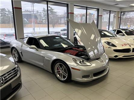 2006 Chevrolet Corvette Z06 Hardtop (Stk: -) in Ottawa - Image 1 of 13