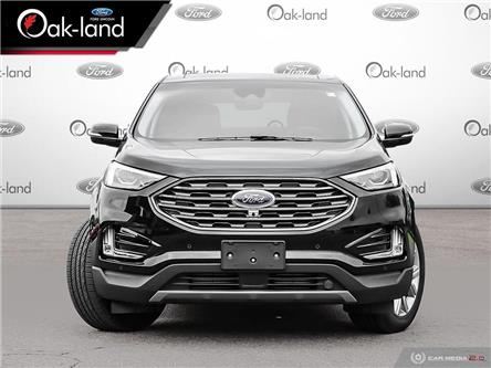 2019 Ford Edge Titanium (Stk: A3138) in Oakville - Image 2 of 27