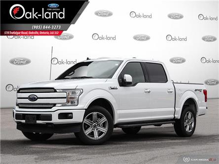 2019 Ford F-150 Lariat (Stk: 9T462A) in Oakville - Image 1 of 24