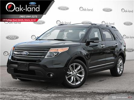 2014 Ford Explorer Limited (Stk: 0A010A) in Oakville - Image 1 of 27