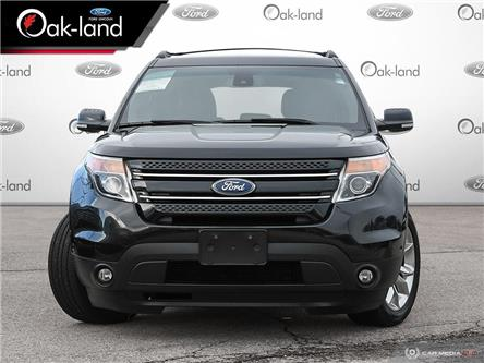 2014 Ford Explorer Limited (Stk: 0A010A) in Oakville - Image 2 of 27