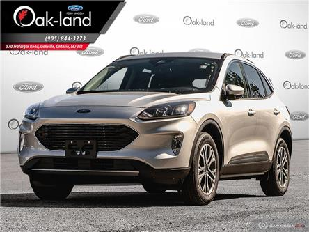2020 Ford Escape SEL (Stk: 0T008) in Oakville - Image 1 of 25