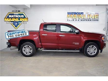 2018 GMC Canyon SLT (Stk: K1207A) in Watrous - Image 1 of 35
