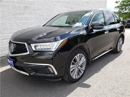 2017 Acura MDX Elite Package (Stk: HA088A) in Kingston - Image 1 of 30