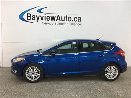 2018 Ford Focus Titanium (Stk: 36063LM) in Belleville - Image 1 of 25