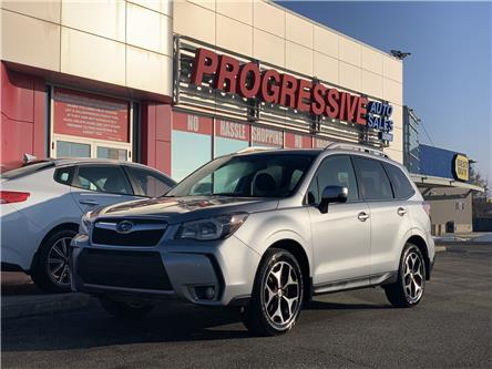 2014 Subaru Forester 2.0XT Touring (Stk: EH498623) in Sarnia - Image 1 of 24