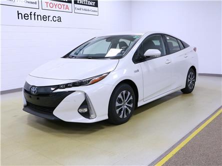 2020 Toyota Prius Prime Upgrade (Stk: 202058) in Kitchener - Image 1 of 3