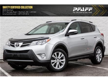 2014 Toyota RAV4 Limited (Stk: 37188AA) in Markham - Image 1 of 19
