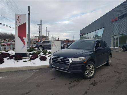 2018 Audi Q5 2.0T Komfort (Stk: 51781A) in Ottawa - Image 1 of 5