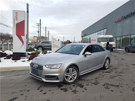 2017 Audi A4 2.0T Technik (Stk: 53095A) in Ottawa - Image 1 of 4