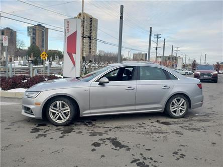 2017 Audi A4 2.0T Technik (Stk: 53095A) in Ottawa - Image 2 of 4
