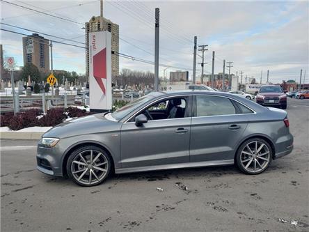 2018 Audi A3 2.0T Technik (Stk: 53110A) in Ottawa - Image 2 of 5