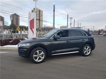 2018 Audi Q5 2.0T Progressiv (Stk: PA630) in Ottawa - Image 2 of 5