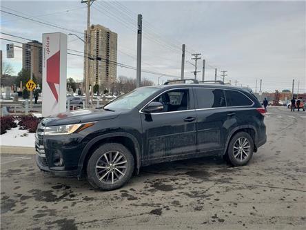 2018 Toyota Highlander XLE (Stk: 52842A) in Ottawa - Image 2 of 5