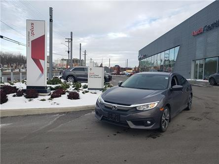 2016 Honda Civic EX-T (Stk: 53083A) in Ottawa - Image 1 of 5