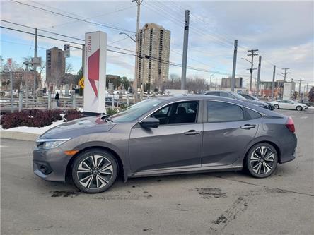 2016 Honda Civic EX-T (Stk: 53083A) in Ottawa - Image 2 of 5