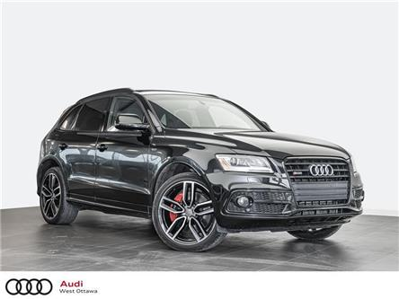 2017 Audi SQ5 3.0T Dynamic Edition (Stk: 92023A) in Nepean - Image 1 of 21