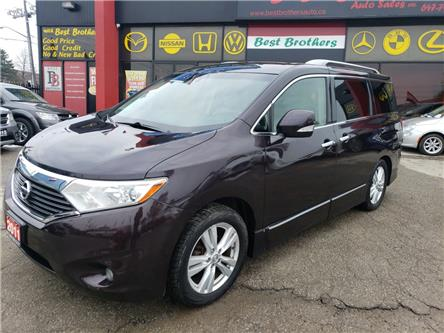 2011 Nissan Quest 3.5 SL (Stk: 009715) in Toronto - Image 1 of 14