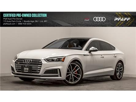 2018 Audi S5 3.0T Technik (Stk: C7294) in Woodbridge - Image 1 of 22
