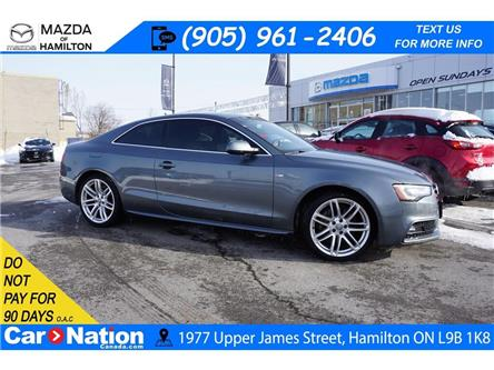 2016 Audi A5  (Stk: HU928) in Hamilton - Image 1 of 33