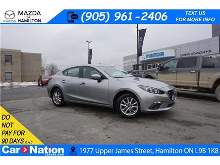 2016 Mazda Mazda3 GS (Stk: HU925) in Hamilton - Image 1 of 34
