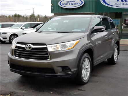 2016 Toyota Highlander LE (Stk: 10593) in Lower Sackville - Image 1 of 15