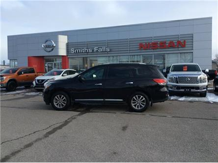 2015 Nissan Pathfinder SL (Stk: 20-055A) in Smiths Falls - Image 1 of 13