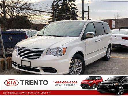 2013 Chrysler Town & Country Limited (Stk: SF100) in North York - Image 1 of 25