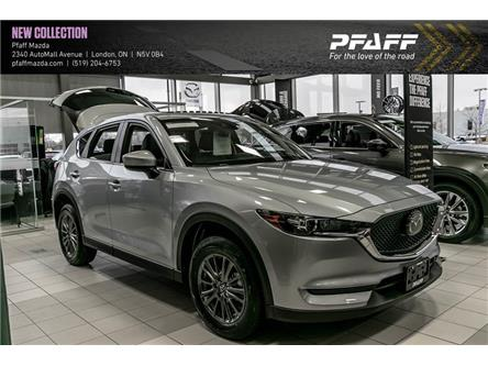 2019 Mazda CX-5 GS (Stk: LM9381) in London - Image 1 of 8