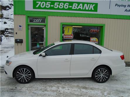 2013 Volkswagen Jetta 2.5L Highline (Stk: ) in Sudbury - Image 1 of 6