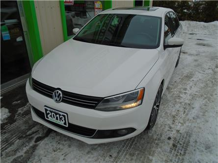 2013 Volkswagen Jetta 2.5L Highline (Stk: ) in Sudbury - Image 2 of 6