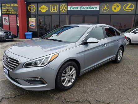 2016 Hyundai Sonata GLS Special Edition (Stk: 427498) in Toronto - Image 1 of 17