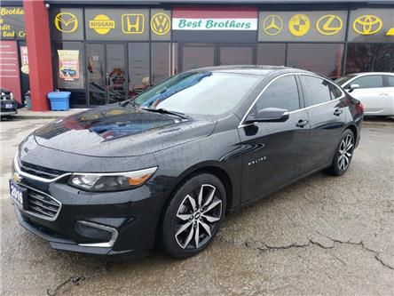 2016 Chevrolet Malibu 1LT (Stk: 207250) in Toronto - Image 1 of 17