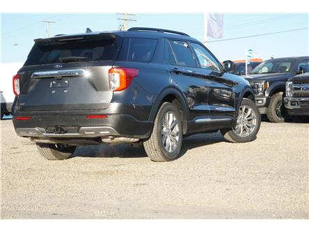 2020 Ford Explorer XLT (Stk: S202446) in Dawson Creek - Image 2 of 18
