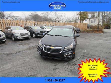 2015 Chevrolet Cruze 1LT (Stk: 111974) in Dartmouth - Image 1 of 24