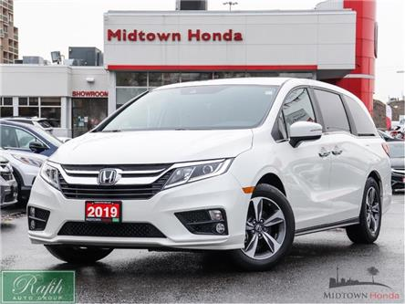 2019 Honda Odyssey EX (Stk: P13300) in North York - Image 1 of 29