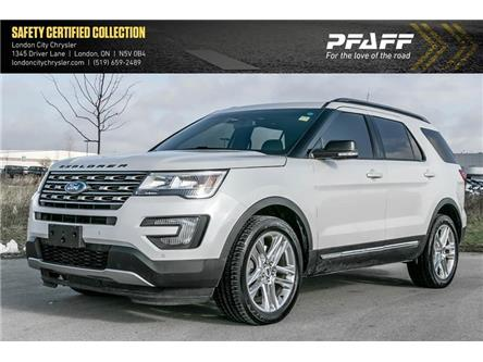 2016 Ford Explorer XLT (Stk: LU8698A) in London - Image 1 of 22
