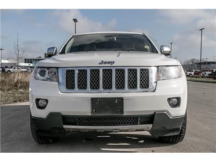 2012 Jeep Grand Cherokee Overland (Stk: LU8701A) in London - Image 2 of 22