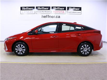 2020 Toyota Prius Prime Base (Stk: 200202) in Kitchener - Image 2 of 5