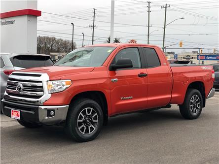 2017 Toyota Tundra SR5 Plus 5.7L V8 (Stk: W4913A) in Cobourg - Image 1 of 26