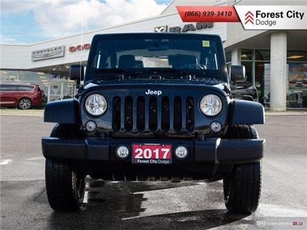 2017 Jeep Wrangler Sport (Stk: 9-8115B) in London - Image 2 of 20