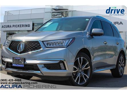 2019 Acura MDX Elite (Stk: AT139) in Pickering - Image 1 of 33
