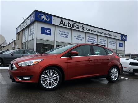 2018 Ford Focus Titanium (Stk: 18-47785) in Brampton - Image 1 of 27