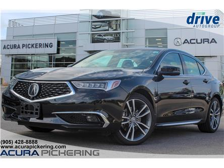 2019 Acura TLX Elite (Stk: AT356) in Pickering - Image 1 of 31