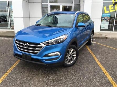 2017 Hyundai Tucson Premium (Stk: H12055A) in Peterborough - Image 1 of 10