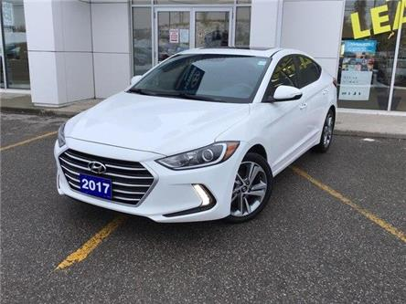 2017 Hyundai Elantra GLS (Stk: H12185A) in Peterborough - Image 1 of 19